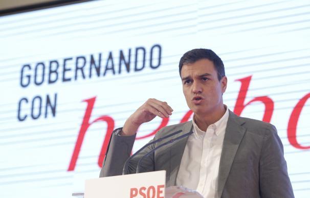 """Pedro Sánchez cree que Madina tendría que ir en las listas por Euskadi pero le hará """"hueco"""" en Madrid si no quiere"""