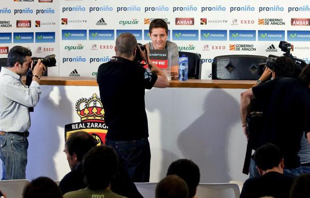 """Ander Herrera dice que se va a un """"gran club porque de Zaragoza no iría a cualquier sitio"""