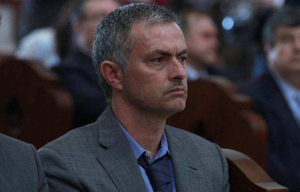 """Mourinho: """"El 'fair-play', respeto al adversario y tarjeta roja al racismo no deben ser palabras, sino hechos"""""""