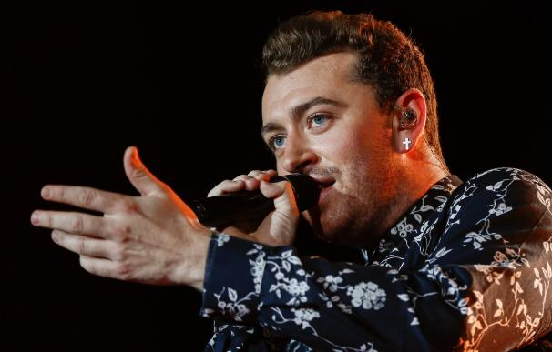 CHICAGO - AUG 01: Sam Smith performs at 2015 Lolla