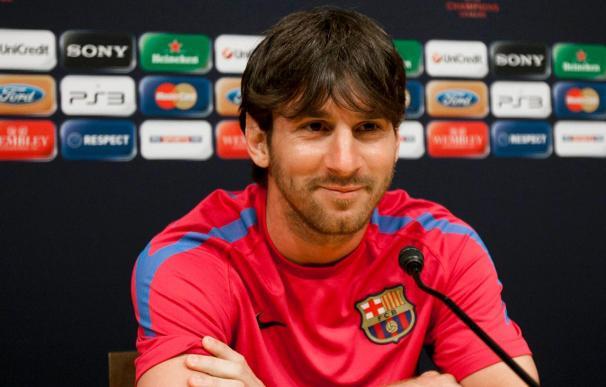 """Messi tiene buenas vibraciones ante el ManU: """"Siempre siento que voy a ganar"""""""