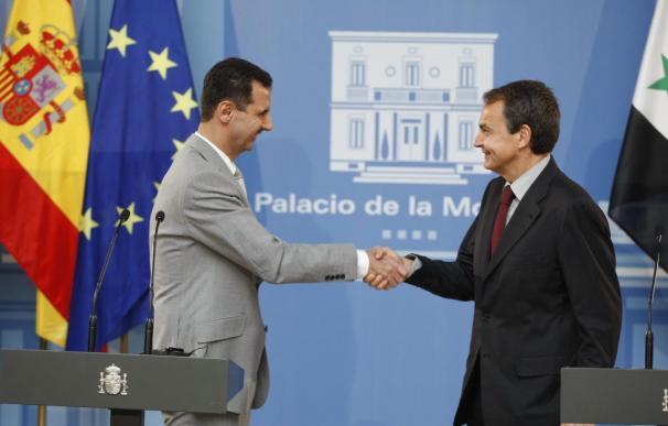 España se une a los países europeos favorables a sancionar al presidente sirio