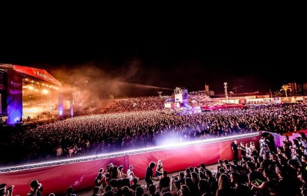 """Lori Meyers, Mando Diao y Fangoria ponen el broche de oro a un Low Festival con """"récord"""" de asistencia"""