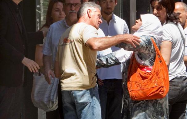 Recuperan la pistola con la que un hombre ha matado a otro en Barcelona