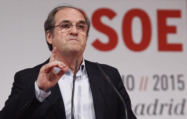 """Gabilondo pide a Cifuentes consenso con oposición porque """"parece que le importa más el impacto mediático"""""""