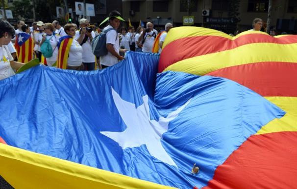 Para los independentistas, ser una nación cultural implica tener un Estado independiente