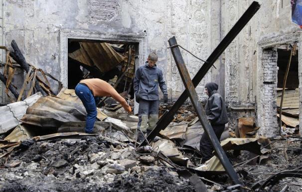 Concluye en Lugansk la reunión del Grupo de Contacto para Ucrania