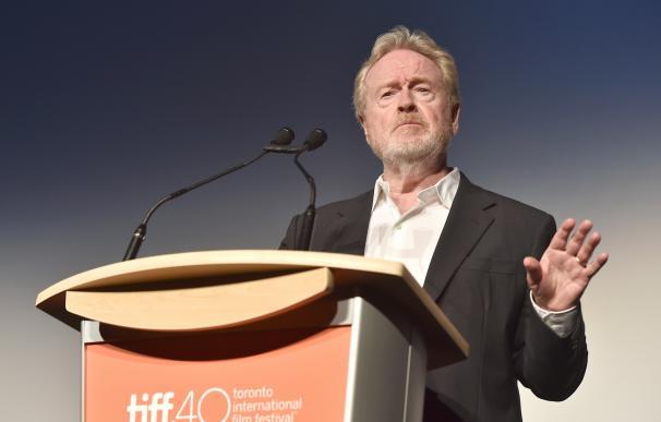 El director Ridley Scott
