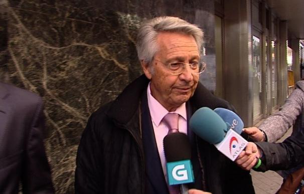 El exdirectivo de Caixanova Julio Fernández Gayoso saldrá en libertad para colaborar con la Fundación Érguete