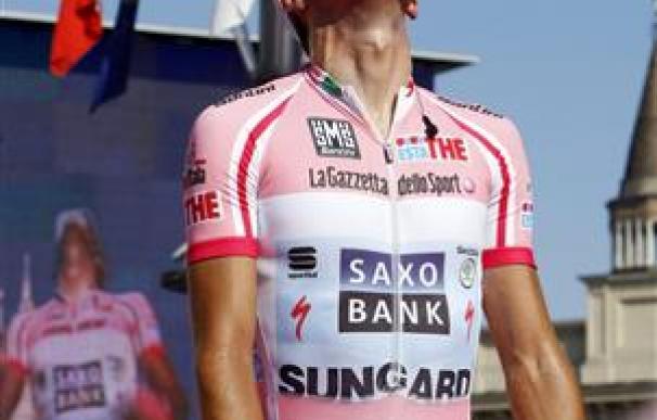 Alberto Contador gana el Giro de Italia