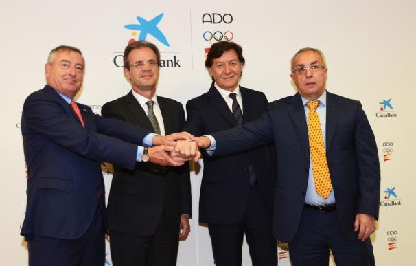 Caixabank renueva su apoyo a la Asociación de Deportes Olímpicos hasta Tokyo 2020