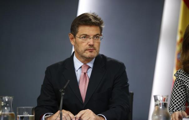 Catalá asegura que el diálogo con Cataluña será posible siempre y cuando no se plantee la independencia