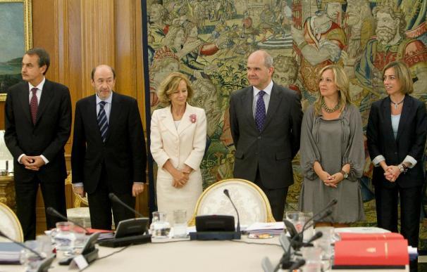 El Consejo de Defensa se reúne en Zarzuela para aprobar la estrategia de seguridad