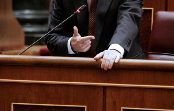 """Llamazares anuncia una """"fuerte contestación social"""" al plan de ajuste"""
