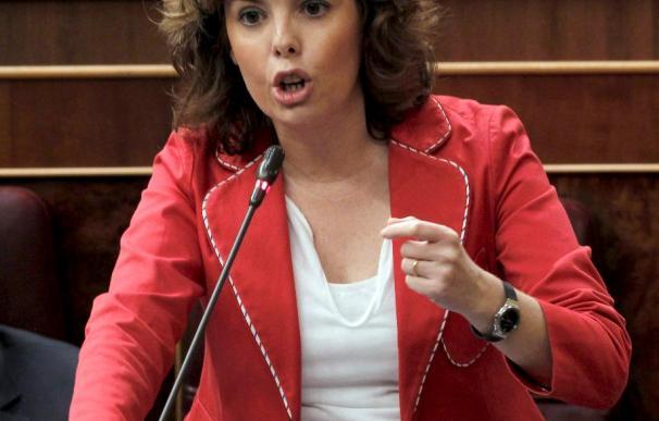 El PP ve al PSOE sólo pendiente de su futuro mientras deja España de secundaria