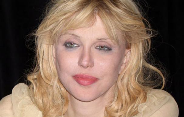 Courtney Love quiere un novio 'muy rico'