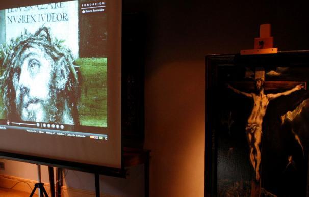 Obras maestras de El Greco, Sorolla y Gutiérrez Solana, a golpe de click
