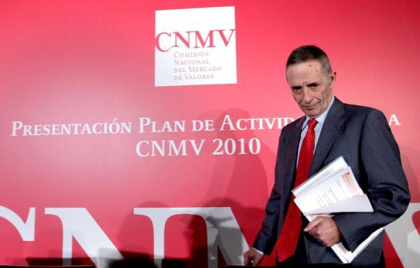 La CNMV pide más medios y critica a Alemania por prohibir las operaciones a corto