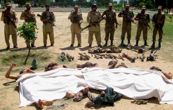 El Ejército paquistaní mata a 23 insurgentes en la región tribal de Orakzai