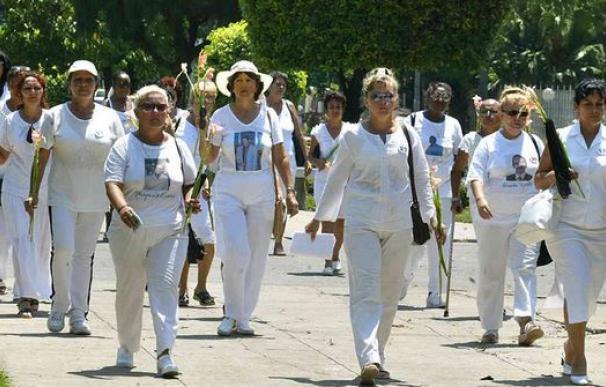 Imagen de archivo de las Damas de Blanco