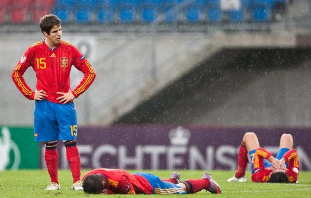 1-2. El físico inglés fulmina la calidad de España en la final