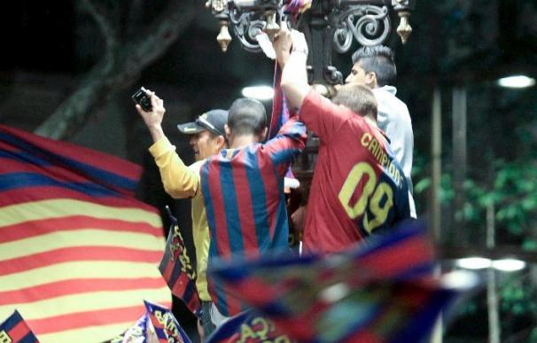El Barcelona alcanza la gloria por tercera temporada consecutiva