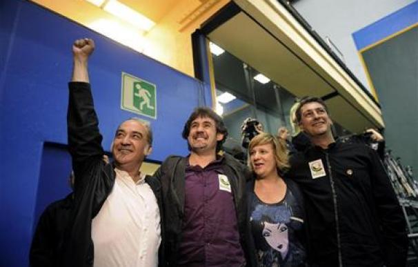 Bildu obtiene la mayoría de concejales en el País Vasco
