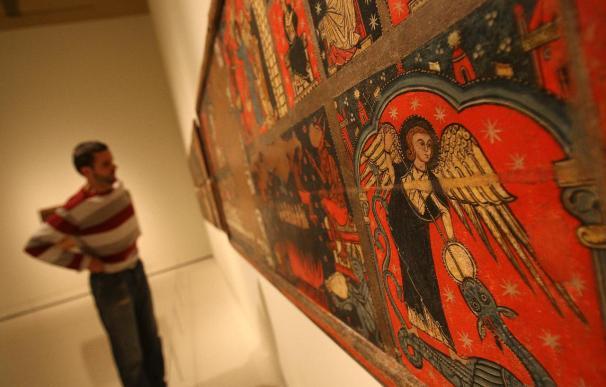 La colección gótica del MNAC gana presencia con la remodelación de sus salas