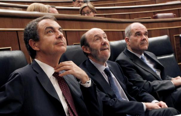Zapatero y Blanco reunirán a los barones del PSOE antes del Comité Federal
