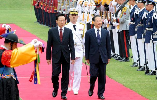 China se compromete a no defender a los responsables del hundimiento del Cheonan