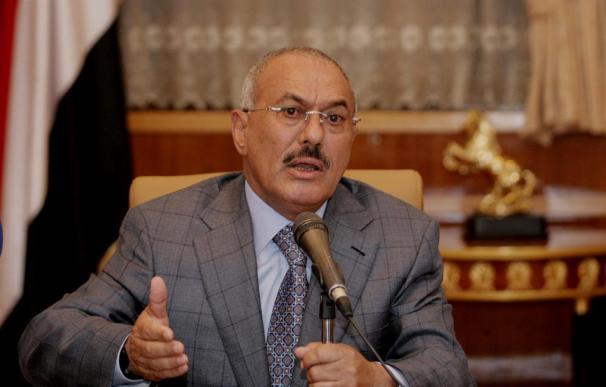 El presidente yemení insiste en que no tiene intención de permanecer en el poder