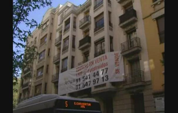 El número de hipotecas para la vivienda sube en marzo un 2,4 por ciento por tercer mes