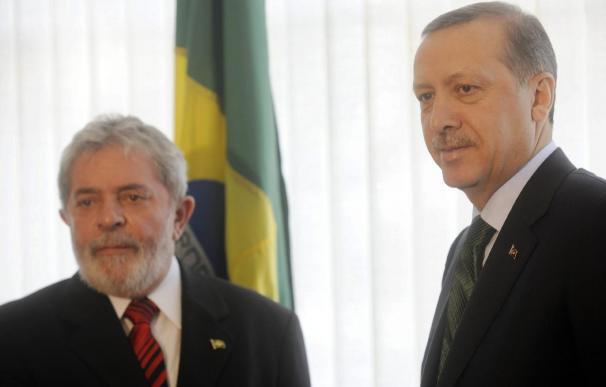Lula y Erdogan instan a las potencias a decidir entre la paz y el conflicto con Irán