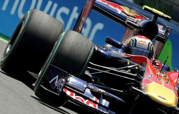 Alguersuari, De la Rosa y Schumacher eliminados en segunda ronda