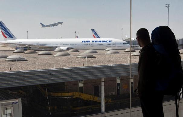 Air France planea reducir su plantilla en 4.390 personas en tres años