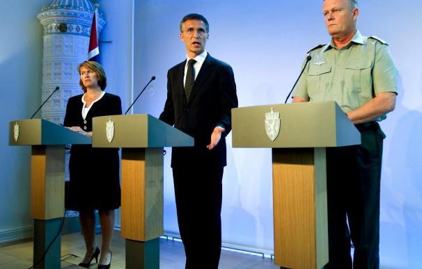 Cuatro soldados noruegos mueren en un ataque en el norte de Afganistán
