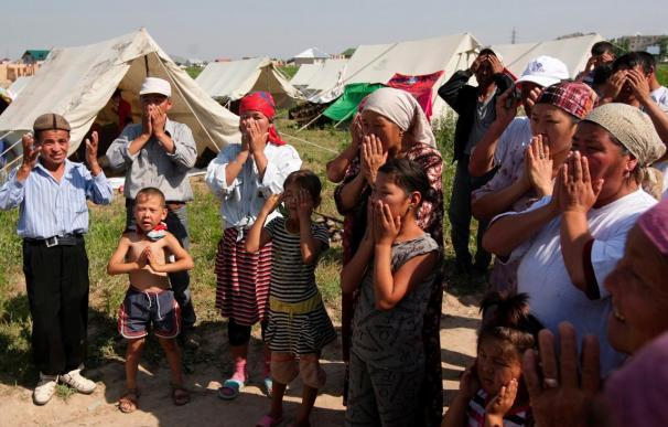 Ascienden a 294 los muertos en los choques étnicos, según los últimos datos