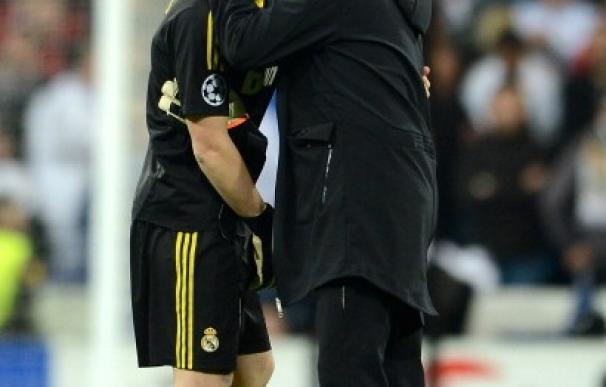Casillas - Mourinho, una relación de tres años que acabó rota. / Getty Images