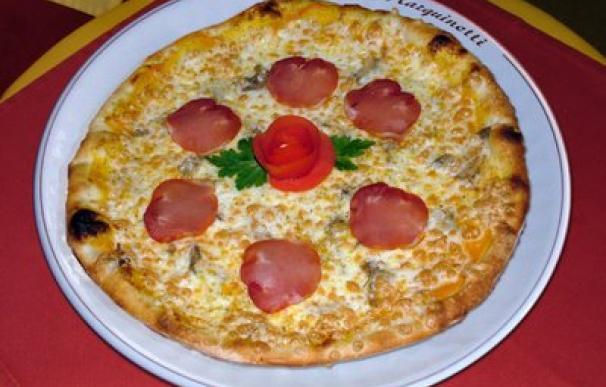 Pizza Dulcinea, subcampeona del mundo a la calidad