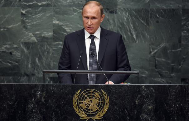 El presidente de Rusia, Vladimir Putin./AFP