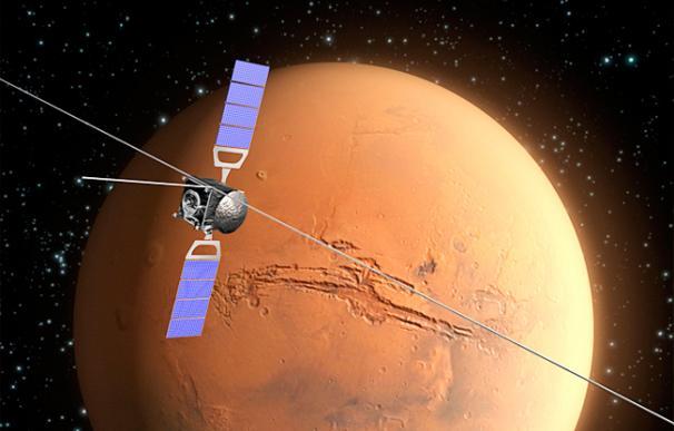 Un océano cubrió parte de Marte hace 3.000 millones de años