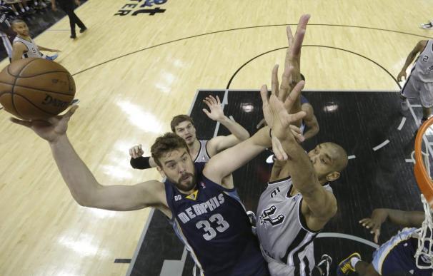 Marc Gasol entra en el segundo mejor equipo de la NBA