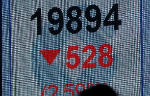 El índice Hang Seng sube 29,23 puntos,0,15 % en la apertura hasta 20.175,74