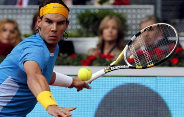 Nadal se hace con su primera victoria al derrotar a Dolgopolov