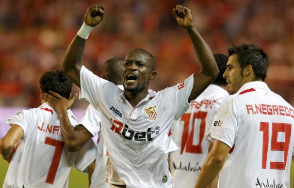 Zokora anuncia que tiene permiso de su selección para jugar la Copa del Rey con el Sevilla