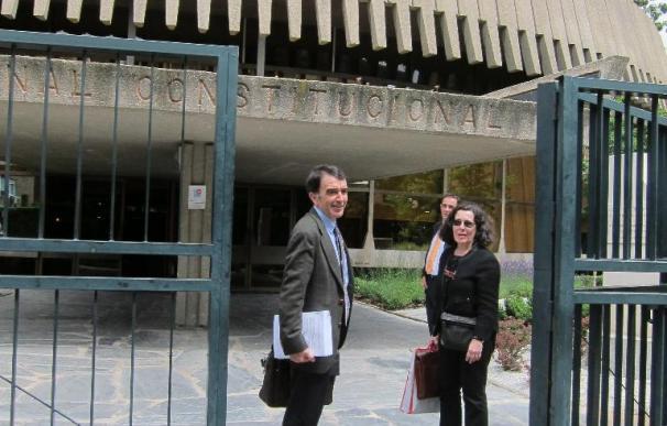 """Sortu denuncia ante el TC """"la omisión deliberada"""" del TS de documentos como los estatutos de Sortu de rechazo a ETA"""