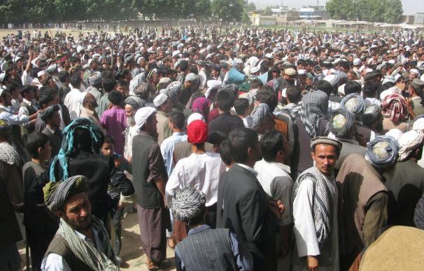 Doce muertos en protestas populares contra redada de la OTAN en Afganistán