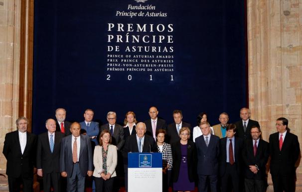 The Royal Society, Premio Príncipe de Comunicación y Humanidades 2011