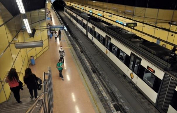 Euskotren refuerza el domingo el servicio de trenes con motivo del partido entre la Real Sociedad y el Levante