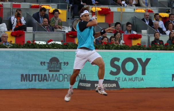 Ferrer, Almagro y Andújar sellan su pase a los cuartos de final en Niza
